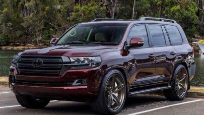 Benefits Driving Toyota Landcruiser