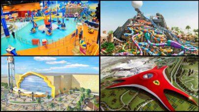 Best Theme Parks Abu Dhabi