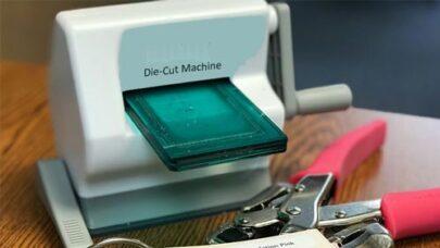 Die-Cut-Machine-craft-making