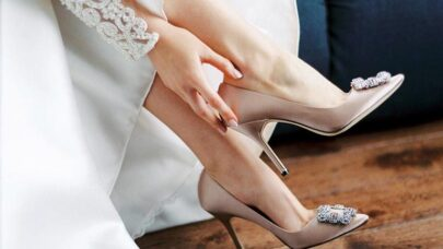 High Heels for Your Wedding