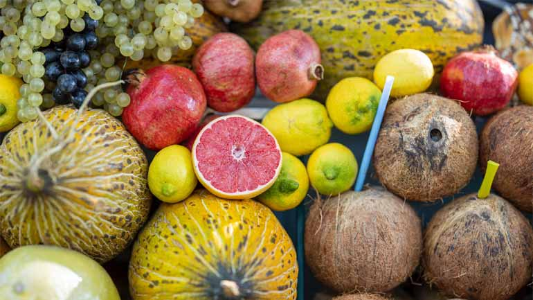 Fruits Long Life Without Refrigeration