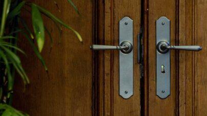 Sticking Front Door Lock