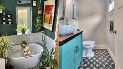 Make Small Bathroom Bigger