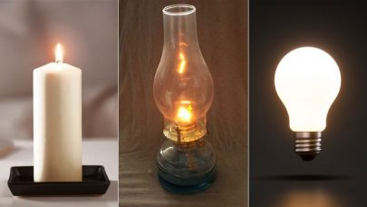 Candles, Lamps Or Lights Eco Friendly