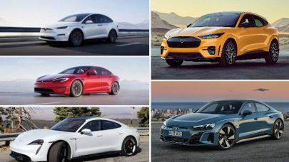 Coolest Electric Vehicles