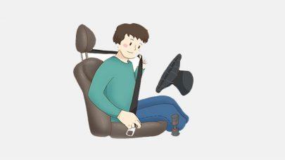 Importance Vehicle Seat Belts
