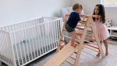 Kids-Pikler-Climbing-furniture