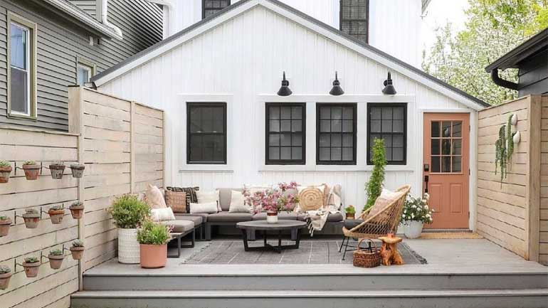Plants Choose For Outback Patio Area