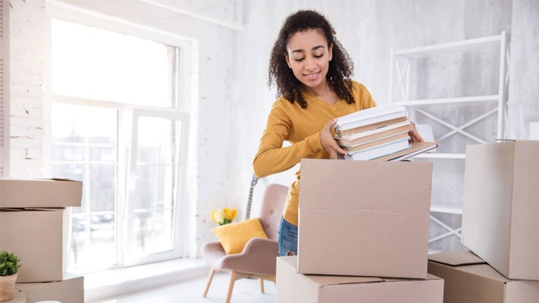 Relocation Hassles College Student