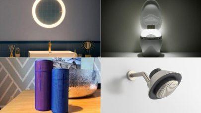 Smart Home Bathroom Technology