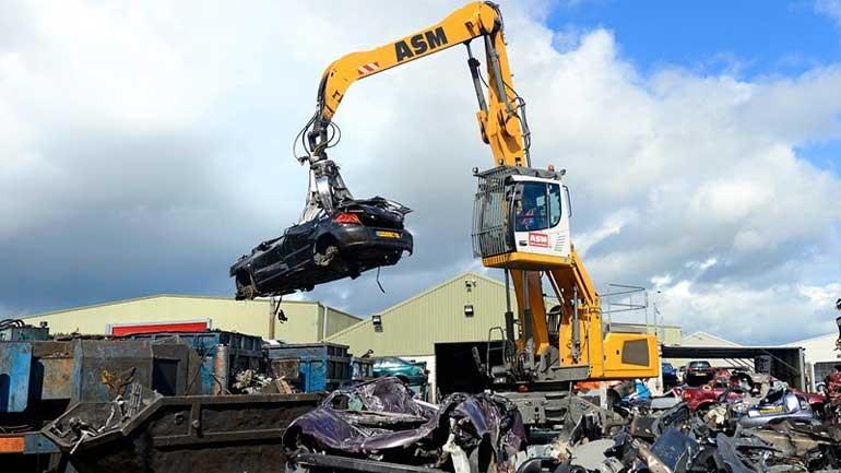 Car Recycling Centres