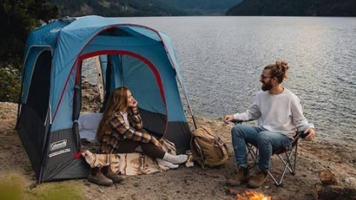 Choose Safe Camping Tent and Gears
