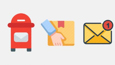 Difference Between Postal Mail, Courier Email