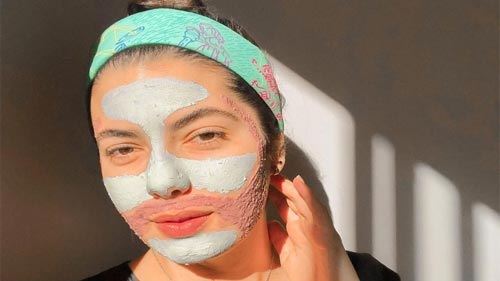 How Apply Multi-Mask on Face