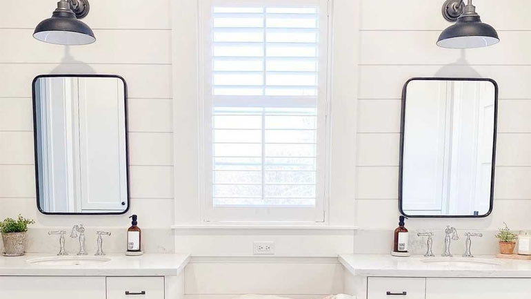 Modern Homes bathroom for each room