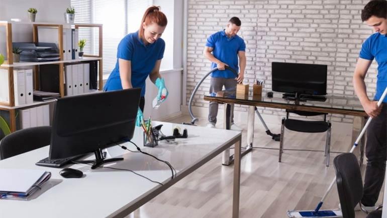 Deep-Office-Clean-Tips
