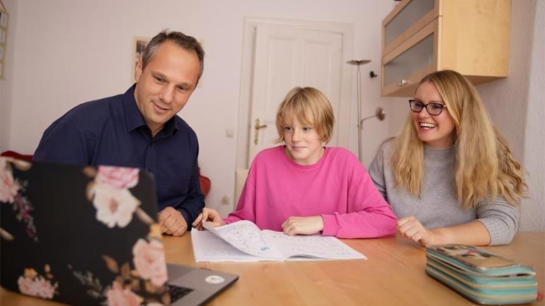 Parents Involve Children Education