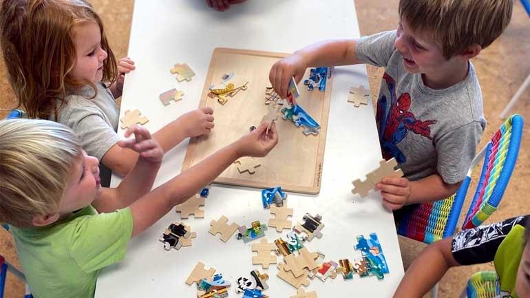 Play-based Learning For Children