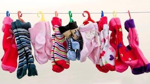 Stop Losing Socks in Wash