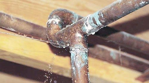 signs Hidden Water Leak